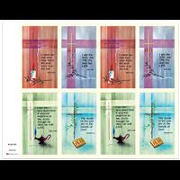 J Brandi Prayer Card - 784M