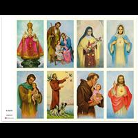 J Brandi Prayer Card - 3200M