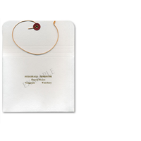Mass, Personal Effects, Floral Card Envelope #1160