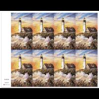 J Brandi Prayer Card - 405M
