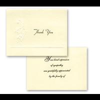 Premier Acknowledgement Card #1055-31/P