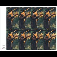J Brandi Prayer Card - 102M
