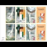J Brandi Prayer Card - 921M