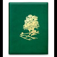 Register Book 2400 Green Tree