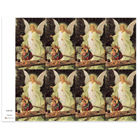 J Brandi Prayer Card - 412M