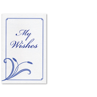 My Wishes Booklet
