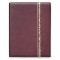 Register Book 2200 Burgundy