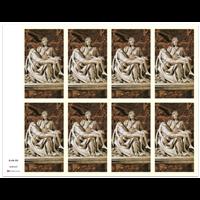 J Brandi Prayer Card - 823M