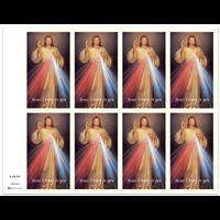 J Brandi Prayer Card - 700M