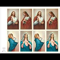 J Brandi Prayer Card - 502M