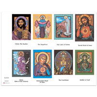 J Brandi Prayer Card - 575M