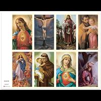 J Brandi Prayer Card - 525M