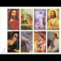J Brandi Prayer Card - 635M