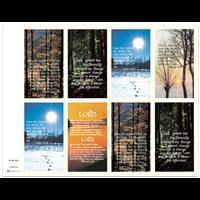 J Brandi Prayer Card - 4100M