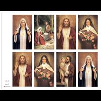 J Brandi Prayer Card - 223M