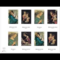 J Brandi Prayer Card - 881M