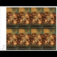 J Brandi Prayer Card - 712M