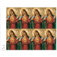 J Brandi Prayer Card - 866M