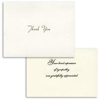 Premier Acknowledgement Card #1055-30/S